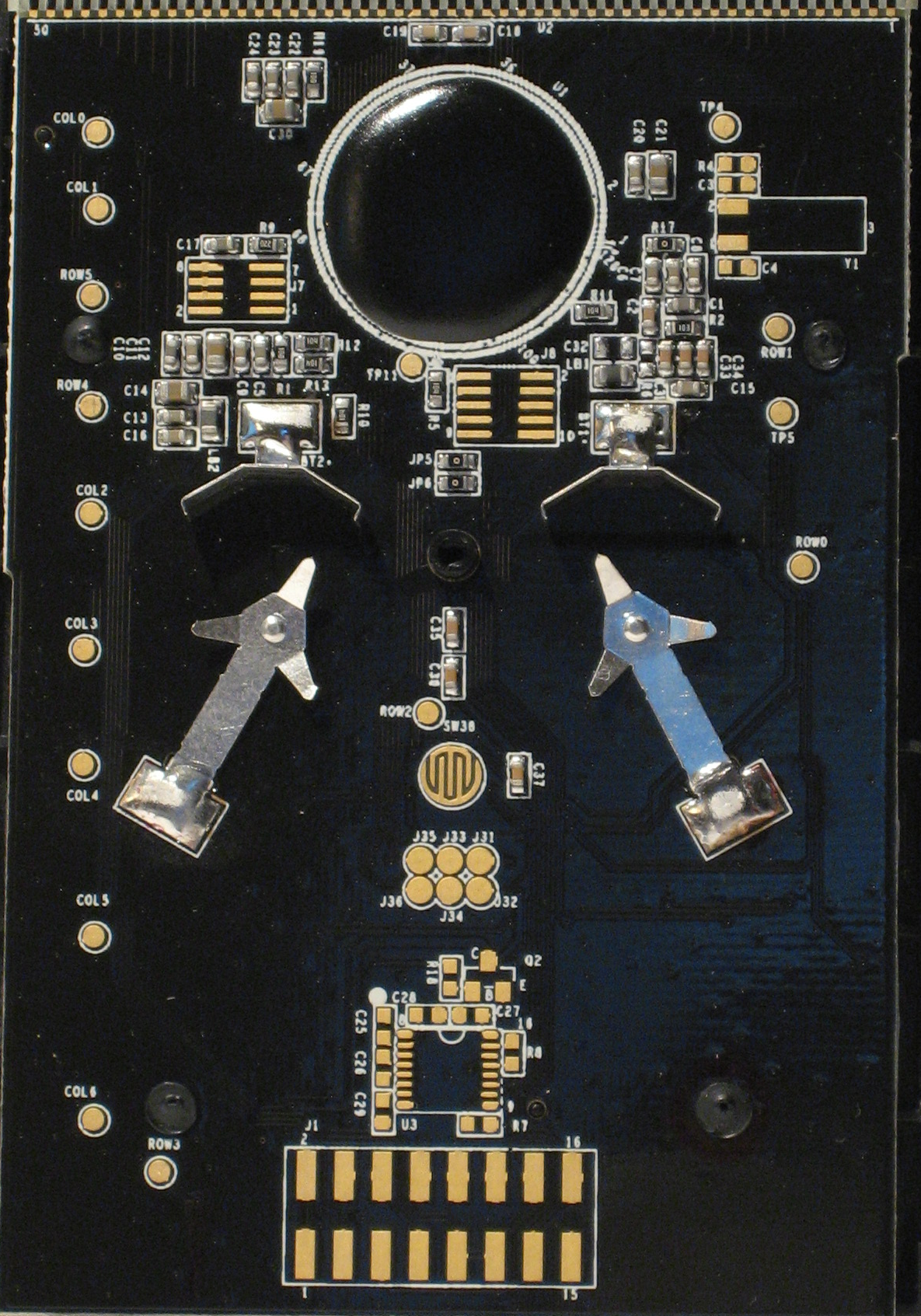 HP-20B Circuit Board